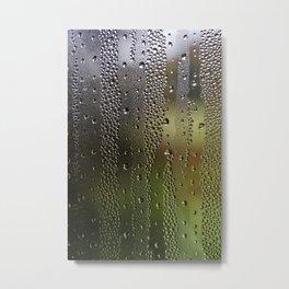 Droplet Landscape I Metal Print