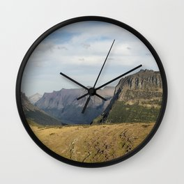 From Logan Pass Wall Clock