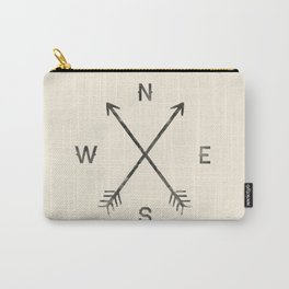 Compass (Natural) Carry-All Pouch