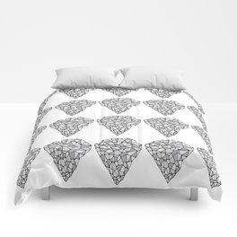 Diamond Repeat Pattern Comforters