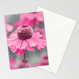 Pink flower 10 Stationery Cards