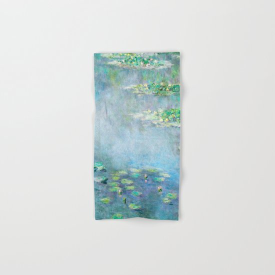 Monet Water Lilies / Nymphéas 1906 by purelove