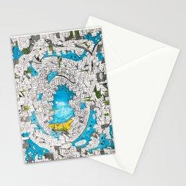 Velvet Chaos Stationery Cards
