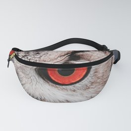 Wise eyes !! Fanny Pack