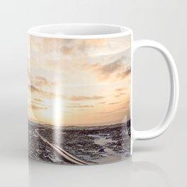 Snaefellsnes- Snowy Road Coffee Mug
