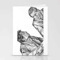 mcfly Stationery Cards featuring mcfly by BzPortraits