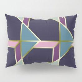Ultra Deco 3 #society6 #ultraviolet #artdeco Pillow Sham