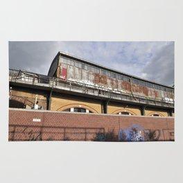 Tube Station - Berlin Rug