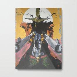 Spawn  Metal Print