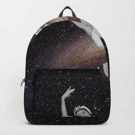 Ballerina Galaxy Backpack