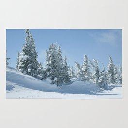 Winter day 3 Rug