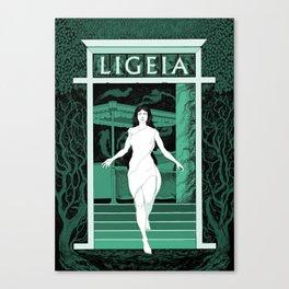 Ligeia Canvas Print