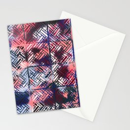 trap door Stationery Cards
