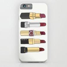 Marsala Lipstick Collection iPhone 6s Slim Case
