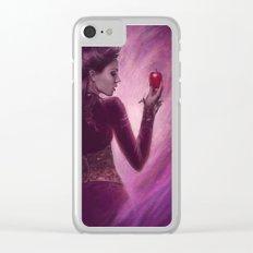 Forbidden Fruit Clear iPhone Case