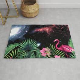 Tropical Space #7 Rug