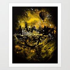 astral ark 2 Art Print
