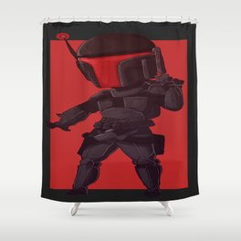 WALON VAU Shower Curtain
