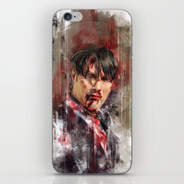 Epistaxis iPhone Skin
