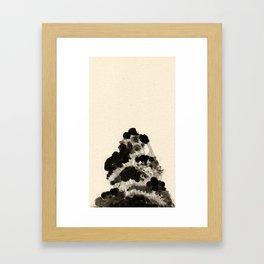 Sedate One Framed Art Print