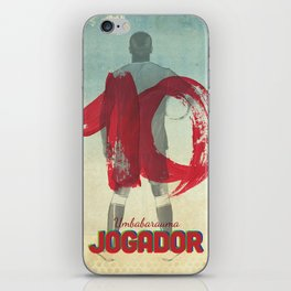 Color Soccer iPhone Skin