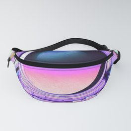 Space Travel 20XX Fanny Pack