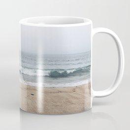 Stormy Sycamore Beach Coffee Mug