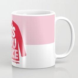 It's You I Like Mister Rogers Sweater Coffee Mug