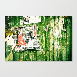 posters 2 Canvas Print