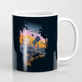 Suburban Jungle Coffee Mug