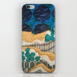 Deserted Stormscape iPhone Skin
