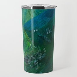 Nisja: the night train 5 Travel Mug