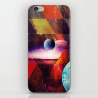 planet iPhone & iPod Skins featuring Planet by Tony Vazquez