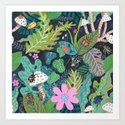 Beetle Pattern by jannamorton
