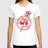 "yankees T-shirts featuring ""Subway Series"" Yankees by InNYweTrust"