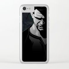 Nathan Drake Clear iPhone Case