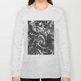 Suminagashi Series (Qi) 氣 Long Sleeve T-shirt