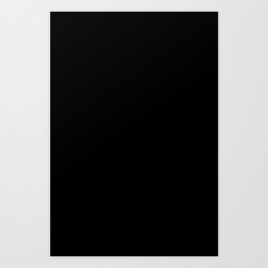 Not Poison Art Print