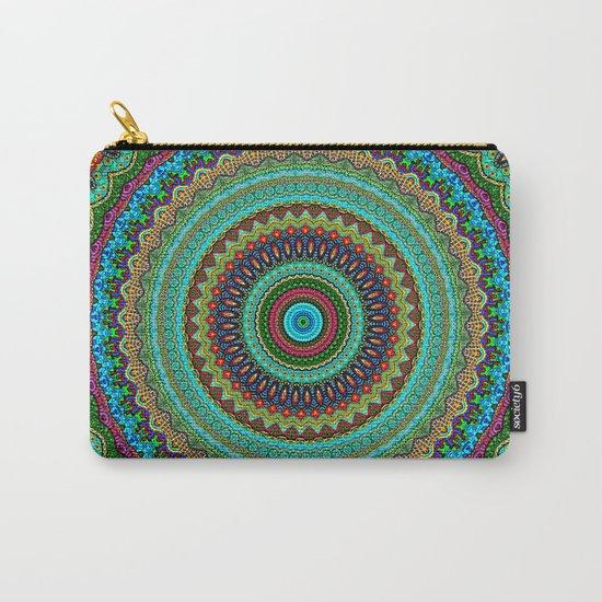bohemian rhapsody  Mandala Carry-All Pouch