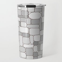 Stone Wall #4 - Grays Travel Mug