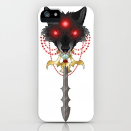 Sword Eater iPhone Case
