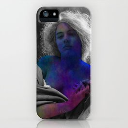 Beautiful, Vintage and Abstract Woman iPhone Case