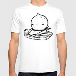 onion role reversal T-shirt