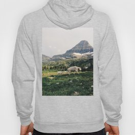 Montana Mountain Goat Family Hoody
