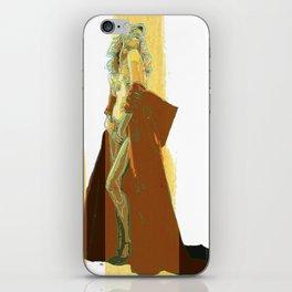 """Codename: Susan Glenn."" Pt.10 iPhone Skin"