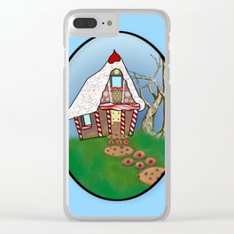 Come To Grandma's House . . . She Has Cookies Clear iPhone Case