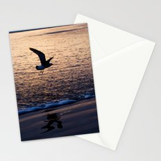 Evening Flight Stationery Cards