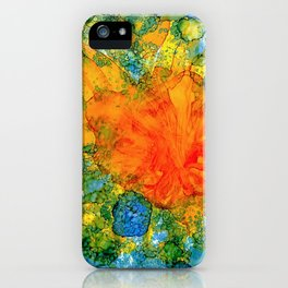Sun Above Water iPhone Case