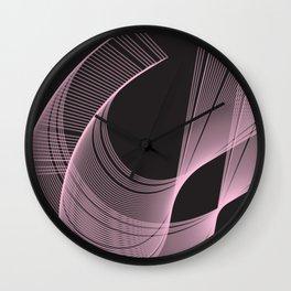 Geometric Calendar - Day 28 Wall Clock