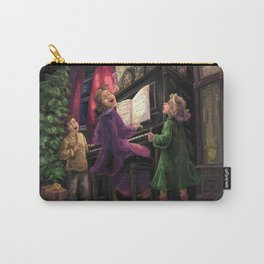Christmas Sing Along Carry-All Pouch